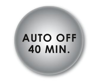 Auto-Off Funktion - Kaffeegenuss zum Entspannen