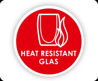Hochwertiges Glas