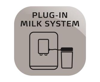Plug-in Milchsystem