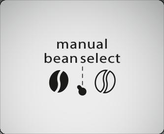 Manueller Bean Select