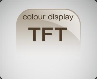 TFT-Farbdisplay