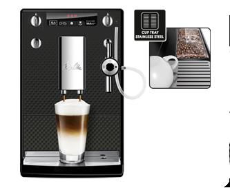 melitta caffeo solo perfect milk deluxe. Black Bedroom Furniture Sets. Home Design Ideas