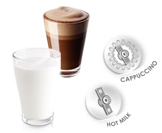 Einfache Erwärmung von Milch ohne lästiges Anbrennen (max. 400 ml)