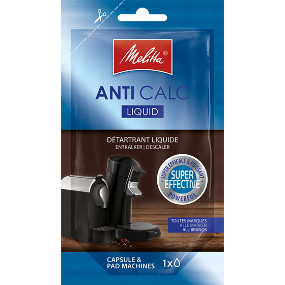 Anti Calc Liquid Capsule & Pad Machines