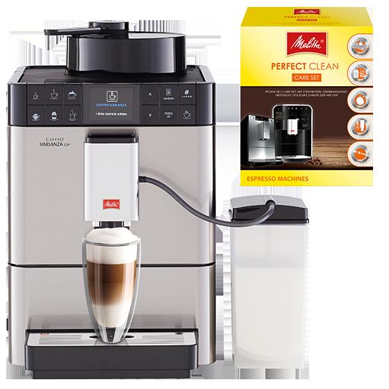 caffeo varianza csp kaffeevollautomat edelstahl 2 wahl. Black Bedroom Furniture Sets. Home Design Ideas