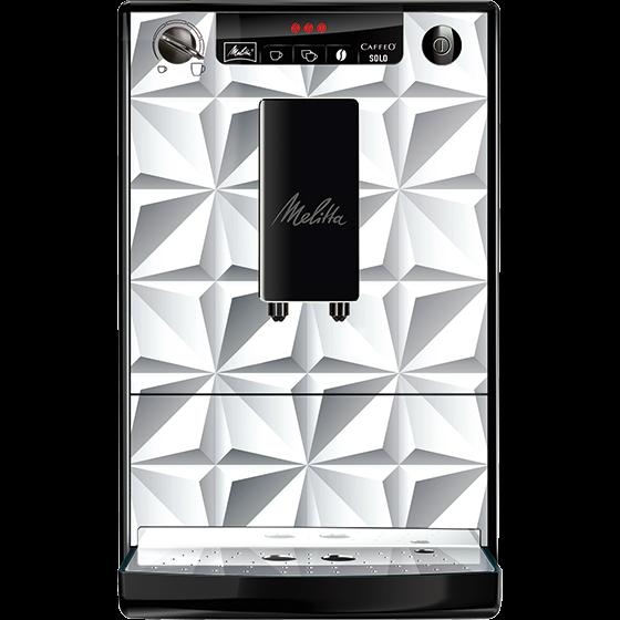 caffeo solo kaffeevollautomat mit designfolie melitta. Black Bedroom Furniture Sets. Home Design Ideas