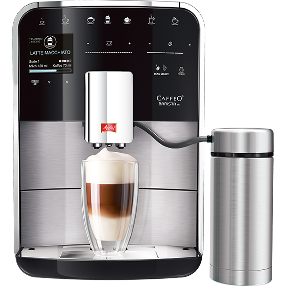 Caffeo Barista TS