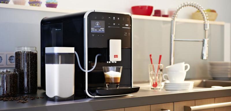 kaffeevollautomaten ger te melitta online shop. Black Bedroom Furniture Sets. Home Design Ideas