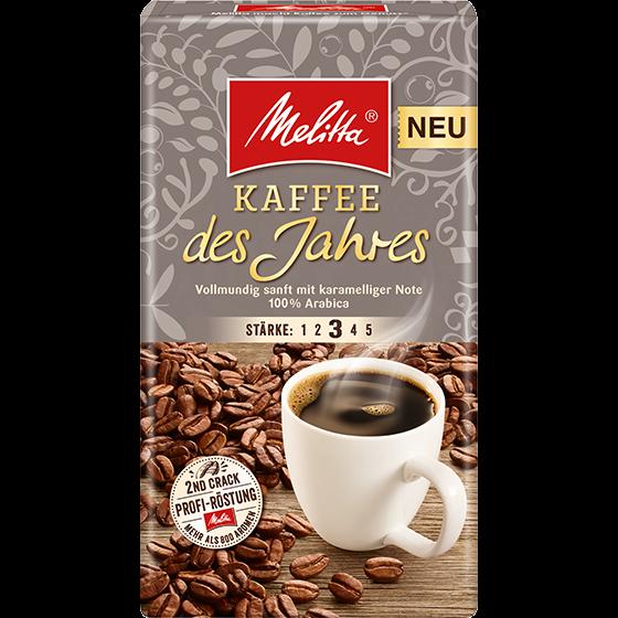 Kaffee des Jahres/ Le cafe de l'Annee