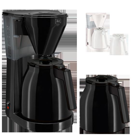 easy therm 2 kanne filterkaffeemaschine melitta online shop. Black Bedroom Furniture Sets. Home Design Ideas